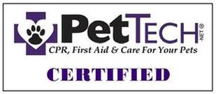 Pet Tech Certified